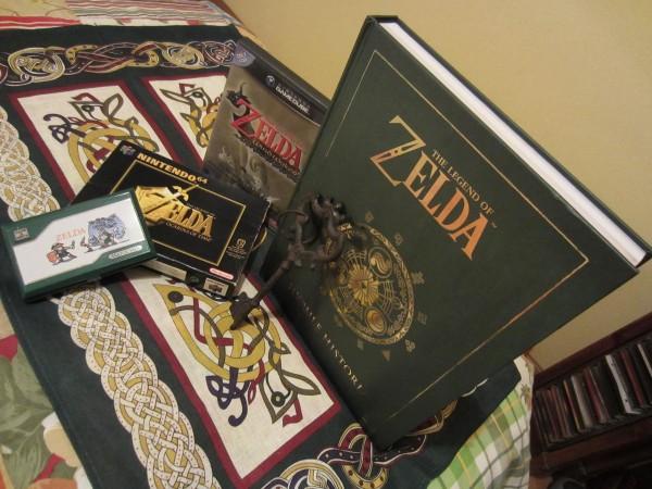 Libro Zelda 25 aniversario
