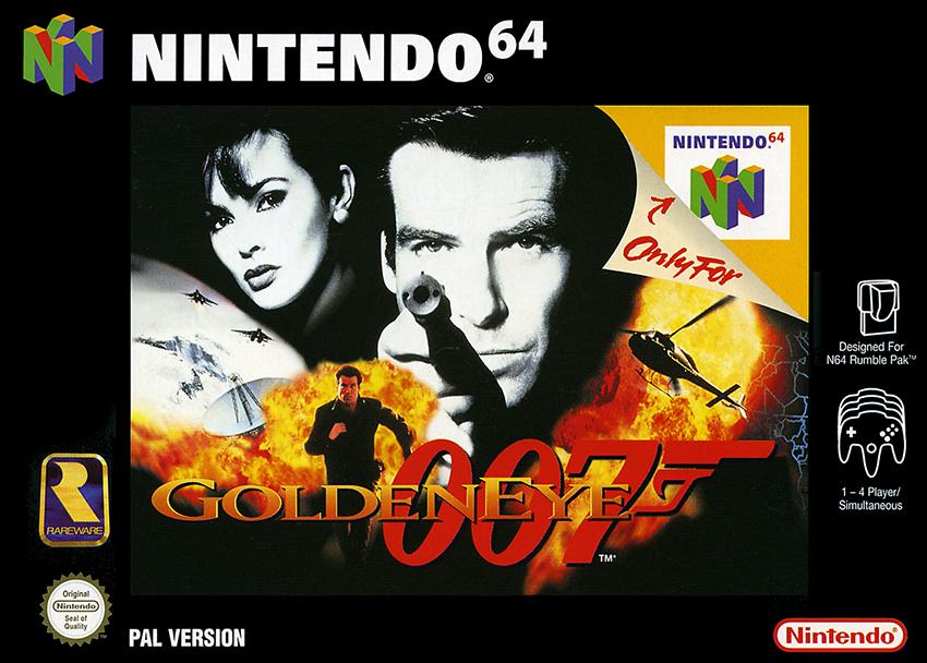 GoldenEye Nintendo 64