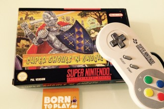 Yo juegué a: Super Ghouls'n Ghosts