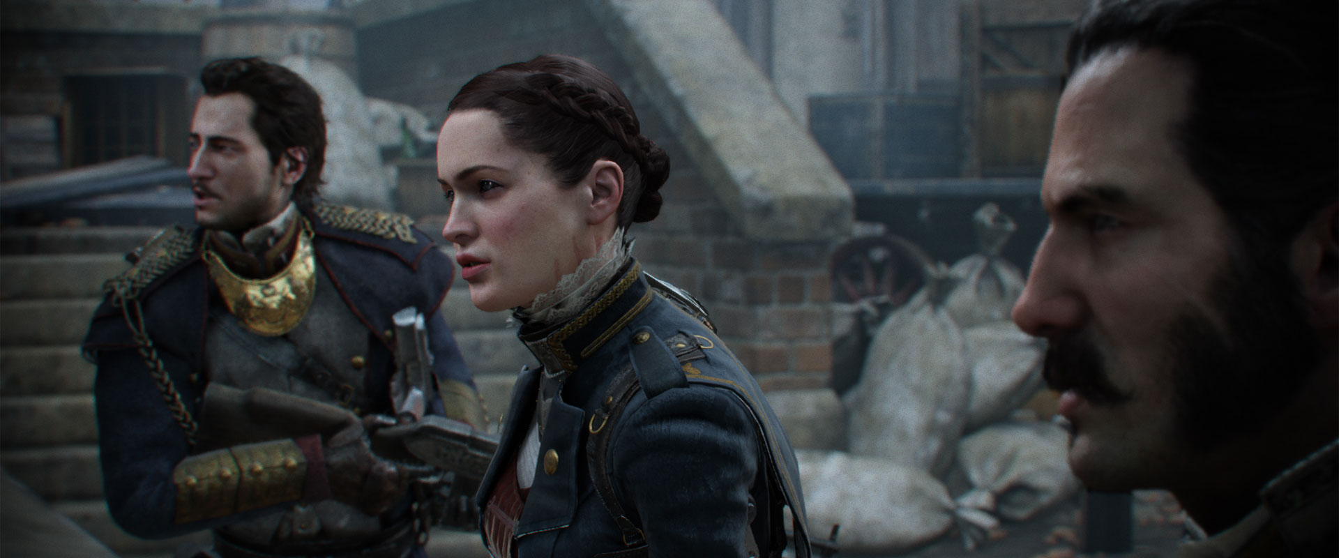 The Order. 1886
