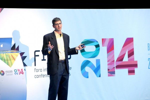 Laird Malamed FICOD 2014
