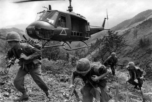 Guerra de Vietnam videojuegos