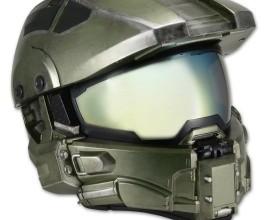 Casco moto Halo