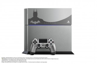 Batman: Arkham Knight Limited Edition PS4 Bundle