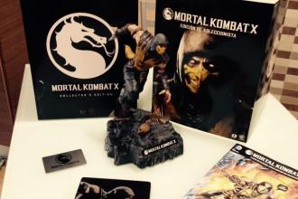 Edición Coleccionista Mortal Kombat X