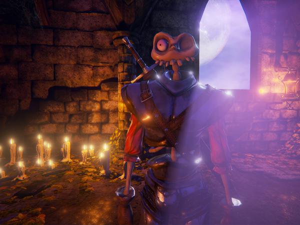 MediEvil Unreal Engine 4