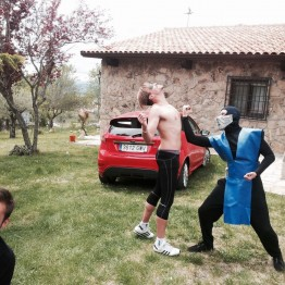 Mortal Kombat X BornToPlay