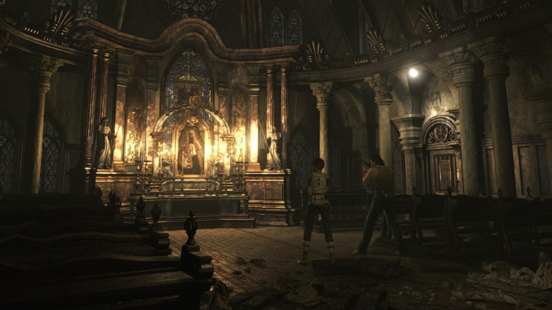 Resident Evil 0 Remaster