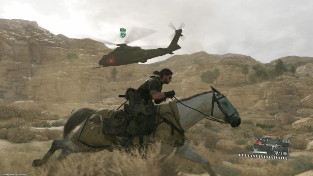 Metal Gear Solid V: The Phantom Pain