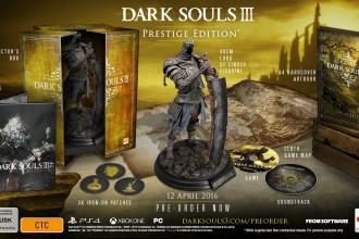 Edición coleccionista Dark Souls III