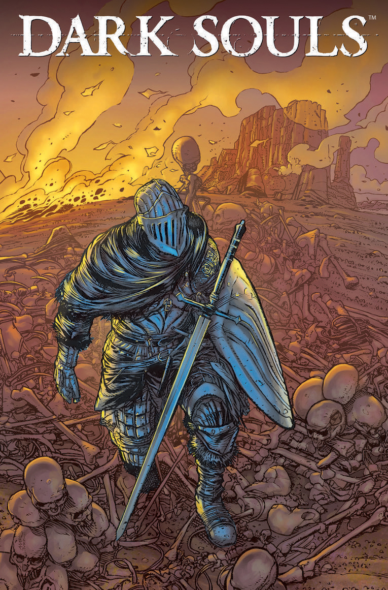 Comic Books Dark Souls