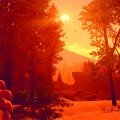 borntoplay firewatch analisis firewatch campo santo review firewatch