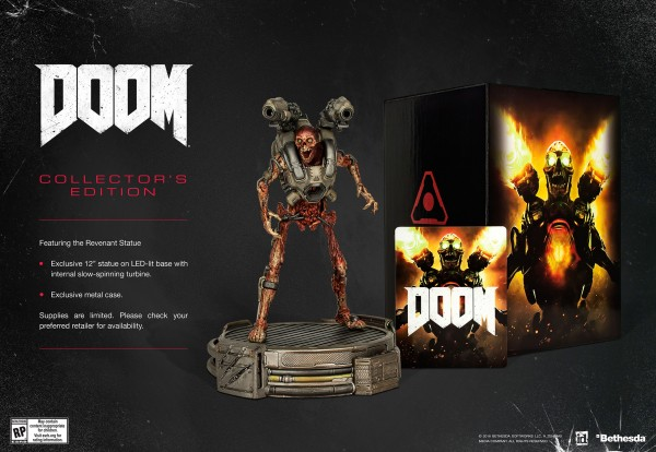Doom Collector's Edition