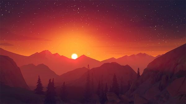 firewatch, simuladores de paseo historias interactivas borntoplay aventuras graficas historias interactivas walking stories