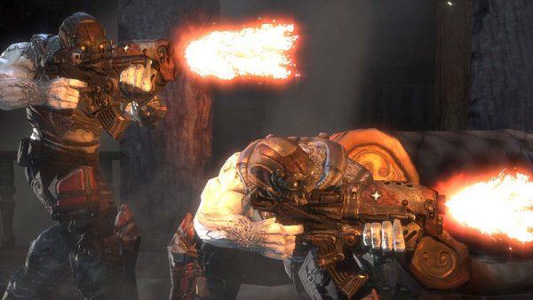 locust videojuegos gears of war borntoplay reportajes videojuego actualidad videojuego locust