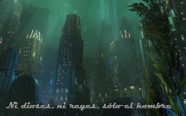 rapture bioshock borntoplay videojuegos fps irrational games ken levine juegos