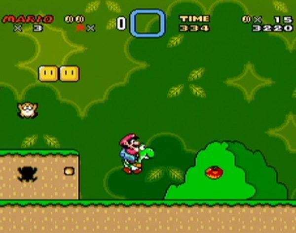 SMW super mario world videjuegos snes juegos plataformas nintendo videjuegos retro los mejores juegos de snes mario