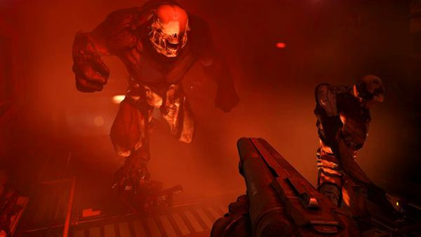 doom analisis doom review doom bethesda games borntoplay juegos ps4 xbox one juegos de accion fps