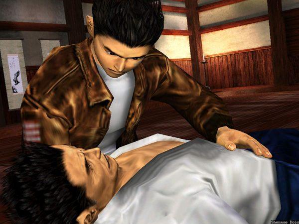 shenmue videojuegos los mejores videojuegos dreamcas borntoplay los mejores juegos de dreamcas los mejores juegos de la historia yu suzuki sega