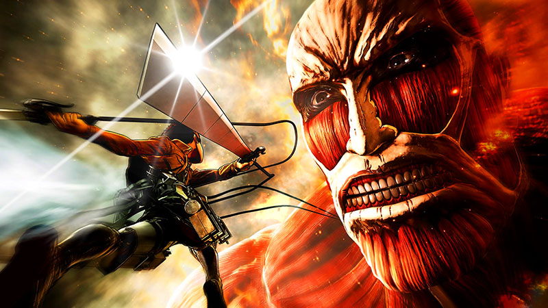 AOT Wings of Freedom, analisis, review, attack of titan anali