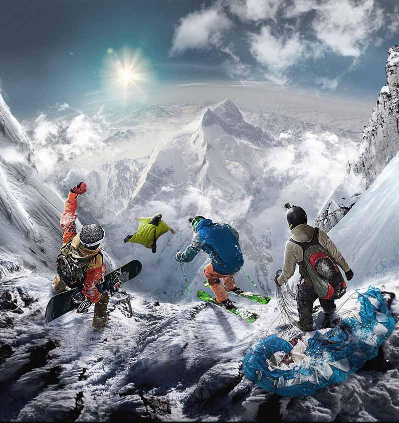 steep-101-trailer-ubisoft-deportes-extremos-nieve-videojuegos-diciembre-borntoplay-ubisoft-games