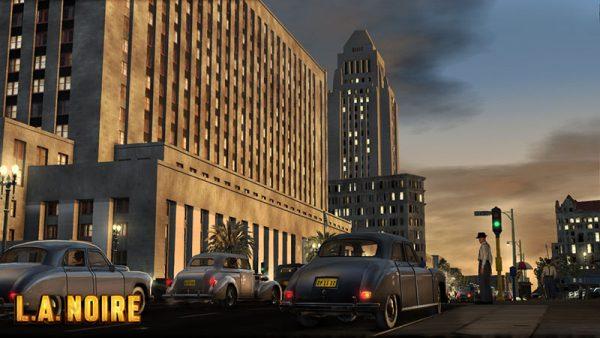 LA Noire ciudades videojuegos borntoplay
