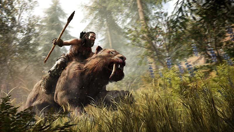 farcryprimal ubisoft games far cry juegos prehistoria juegos ps4 borntoplay.es