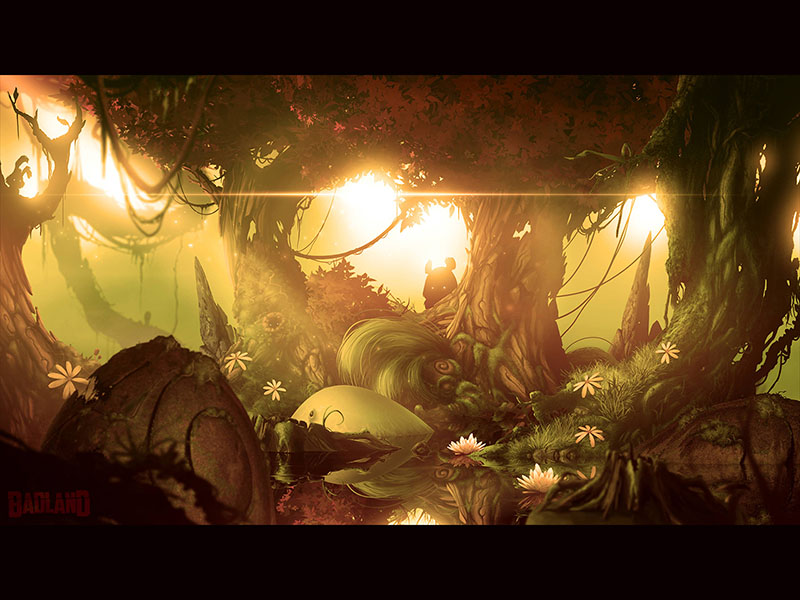 Badland Poster badland imagenes los mejores juegos indies smarthone pc tactiles aventuras limbo