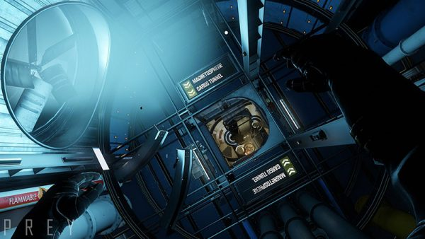 Prey imagenes entornos nuevo prey ps4 xbox one