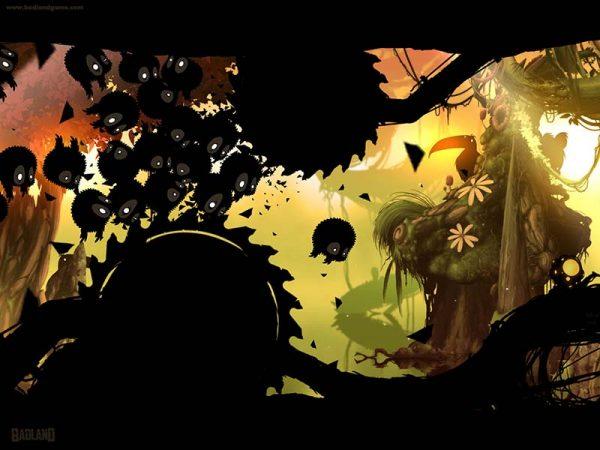 badland frogmind pais de los juegos poki juegos ios juegos tactiles smartphones juegos indie