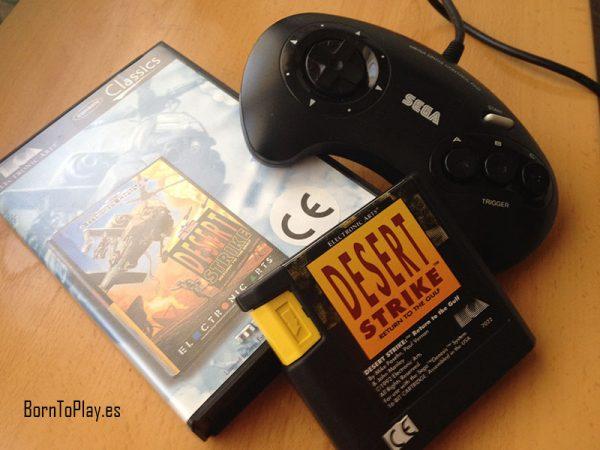 Desert Strike Return to the Gulf, Mega Drive, Sega, Electronic Arts, Jungle Strike, Soviet Strike, Nuclear Strike, Urban Strike, Future, Strike, Mike Posehn