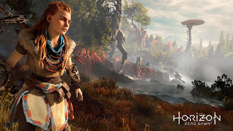 analisis horizon zero dawn guerrilla games ps4 sony