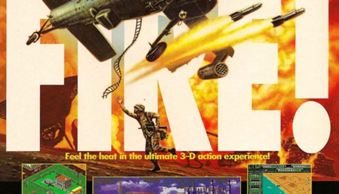 desertstrikereturntothegulf videojuegos retro megadrive soviet strike saga strike