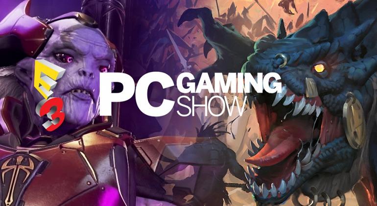 PC GAMING E3 2017