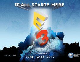 e32017 E3 2017 feria de videojuegos los angeles LA videojuegos expo
