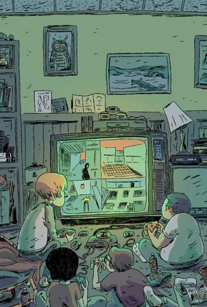 videojuegos partidas amigos nintendo 64 cuatro jugadores pantalla partida duelos borntoplay.es