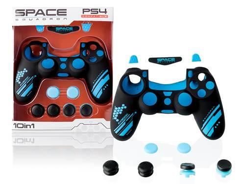 spacesquadron indeca business cascos para jugar carcasas mando ps4 complementos para jugadores gamers, borntoplay