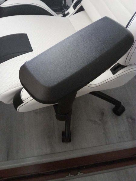 Vertagear Racing Series SL4000 Silla Gaming Blanca Negra, sillas gaming, sillas esports, sillas para jugar pc, reposabrazos