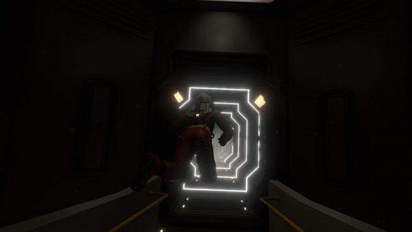 Downward Spiral Horus Station 2