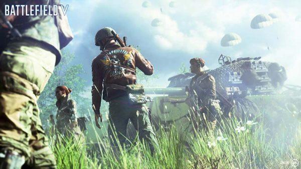 Battlefield V, dice, juegos segunda guerra mundial, fecha salida, ps4, xbox one, pc