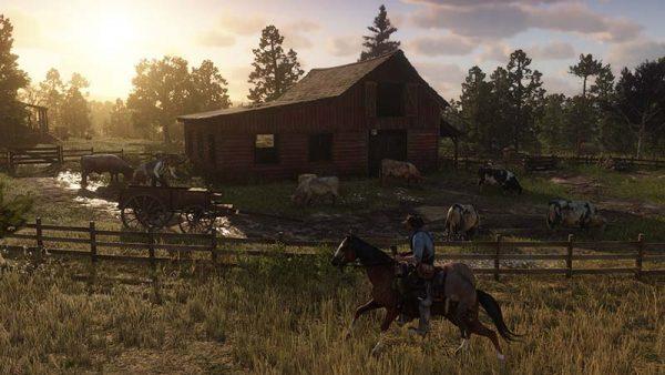 Análisis Read Dead Redemption 2, arthur morgan, rockstar games, analisis, review RDR 2, fauna, escenario